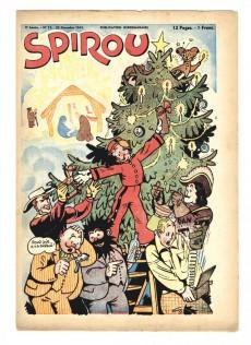Extrait de Spirou et Fantasio -6- (Int. Dupuis 2) -0b- Spirou par Jijé - L'intégrale 1940-1951