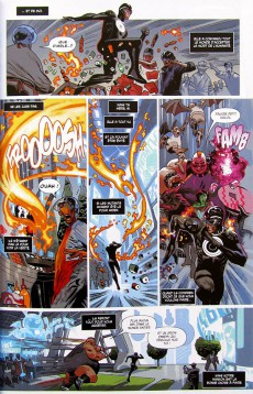 Extrait de Uncanny Avengers (Marvel Now!) -4- Pour Venger la Terre