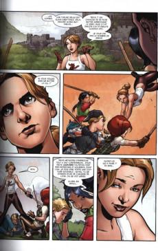 Extrait de Buffy contre les vampires - Saison 08 -INT1- L'Intégrale : Tome 1