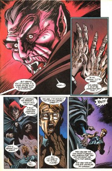 Extrait de Dracula: Lord of the Undead (1998) -2- Village of the Dead