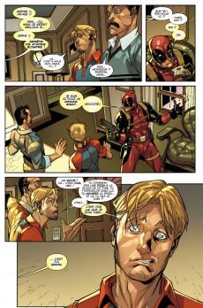 Extrait de Deadpool (Marvel Deluxe) -2- Vague de mutilation