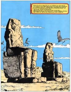 Extrait de Papyrus -9b01- Les larmes du géant