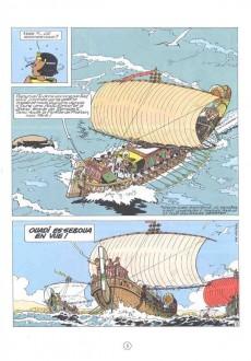 Extrait de Papyrus -7c03- La vengeance des Ramsès