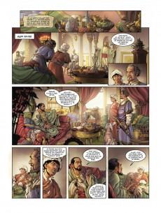 Extrait de Ils ont fait l'Histoire -12- Saladin