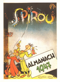 Extrait de Spirou et Fantasio -9- (Int. Rombaldi) -1- Tome 1