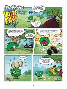 Extrait de Angry Birds -5- L'aigle de Troie