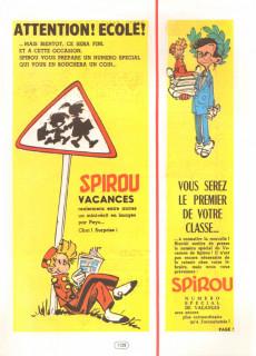 Extrait de Spirou et Fantasio -9- (Int. Rombaldi) -6- Tome 6