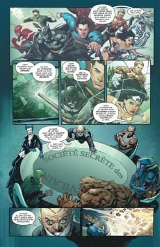 Extrait de Justice League (DC Renaissance) -8- La Ligue d'Injustice