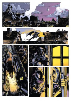 Extrait de La guilde des voleurs -1- Armures de cuir et vieilles capuches