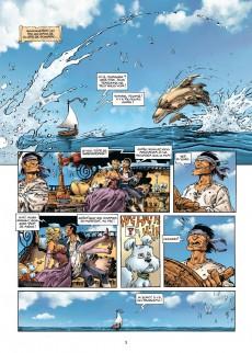 Extrait de Lanfeust Odyssey -7- La Méphitique Armada