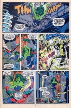 Extrait de Sensational She-Hulk (The) (1989) -11- The Adventure Of Pseudo-Man