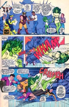 Extrait de Sensational She-Hulk (The) (1989) -12- She-Hulk The Movie