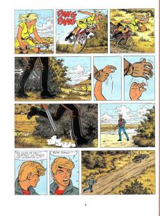 Extrait de Ric Hochet -43a88- Les messagers du trépas