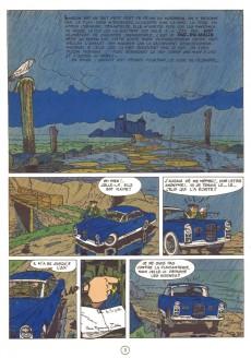 Extrait de Gil Jourdan -3a79- La voiture immergée
