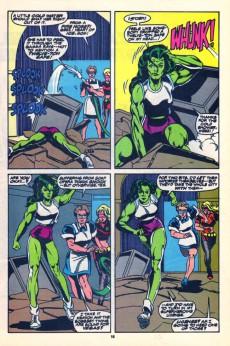 Extrait de Sensational She-Hulk (The) (1989) -23- Las Vegas Mon Amour
