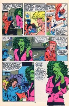 Extrait de Sensational She-Hulk (The) (1989) -26- Trash!