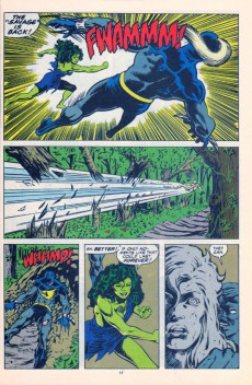 Extrait de Sensational She-Hulk (The) (1989) -27- Game, Set And Match