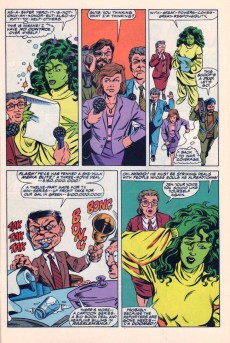 Extrait de Sensational She-Hulk (The) (1989) -28- Licensing Lunacy
