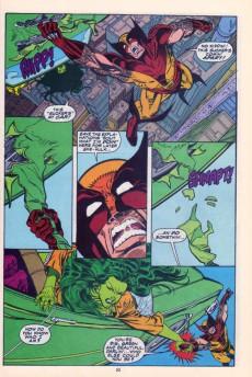 Extrait de Sensational She-Hulk (The) (1989) -29- The Fourth Wall