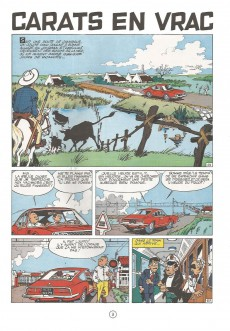 Extrait de Gil Jourdan -13b78- Carats en vrac