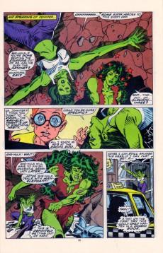 Extrait de Sensational She-Hulk (The) (1989) -51- Chasing Her Tale