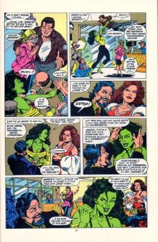Extrait de Sensational She-Hulk (The) (1989) -52- Visit L.A. And Die!