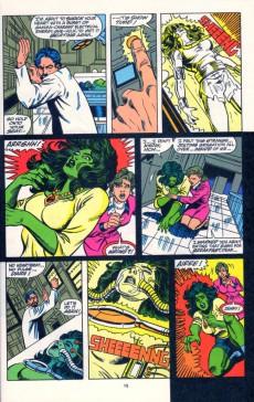 Extrait de Sensational She-Hulk (The) (1989) -54- Alive Again!