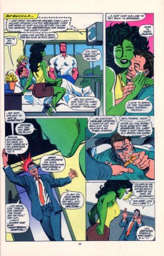 Extrait de Sensational She-Hulk (The) (1989) -55- The Young And The Resurrected