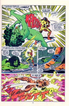 Extrait de Sensational She-Hulk (The) (1989) -56- The Edge Of Plight