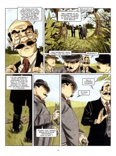 Extrait de Agatha Christie (Emmanuel Proust Éditions) -7a10- Le Crime du Golf