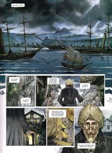 Extrait de Shi Xiu Reine des pirates -4- Le règne