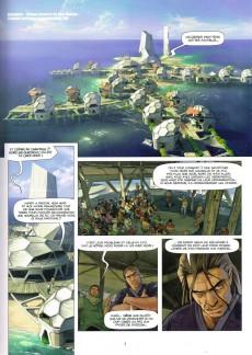 Extrait de Aquablue -15- Gan Eden