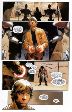 Extrait de Star Wars Vol.2 (Marvel comics - 2015) -10- Book II, Part III : Showdown On The Smugglers' Moon