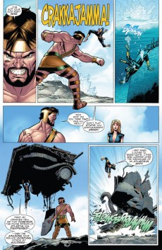 Extrait de The incredible Hercules (2008) -INT04 a- Love and war