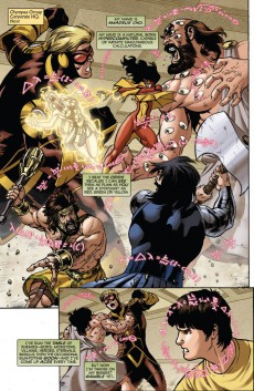 Extrait de The incredible Hercules (2008) -INT07 a- Assault on New Olympus