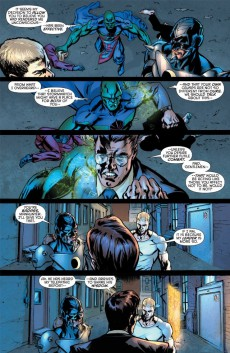 Extrait de Stormwatch (2011) -INT1- The Dark Side