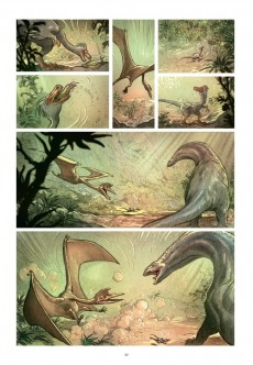Extrait de Love (Bertolucci) -4- Les dinosaures