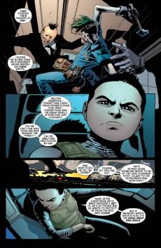 Extrait de Batman and Robin (2011) -INT03- Death of the family
