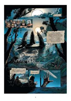 Extrait de Merlin (Nucléa/Soleil) -1b- La Colère d'Ahès