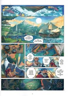Extrait de Les légendaires - Origines -4- Shimy