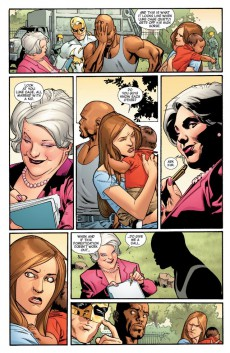 Extrait de New Avengers (The) (2010) -INT02a- New Avengers by Bendis vol. 2