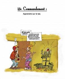 Extrait de Les 40 commandements - Les 40 commandements des jeunes parents