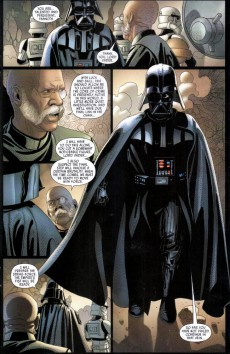 Extrait de Darth Vader (2015) -10- Book II, Part IV : Shadows And Secrets