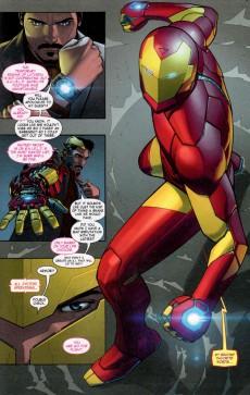 Extrait de Invincible Iron Man (2015) -1- Another Stark Innovation