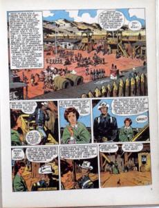 Extrait de Blueberry -4c1976- Le cavalier perdu