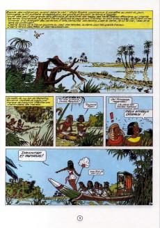 Extrait de Papyrus -8a96- La métamorphose d'Imhotep