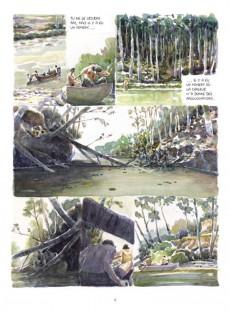 Extrait de En descendant le fleuve et autres histoires