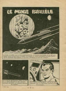 Extrait de Cosmos (2e série) -6- Le monde parallèle
