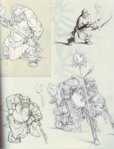 Extrait de (AUT) Lereculey - Sketchbook Lereculey