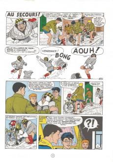 Extrait de La patrouille des Castors -11a79- Les loups écarlates